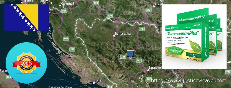 Hol lehet megvásárolni Glucomannan Plus online Bosnia and Herzegovina
