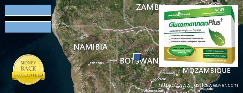 Where to Purchase Glucomannan online Botswana
