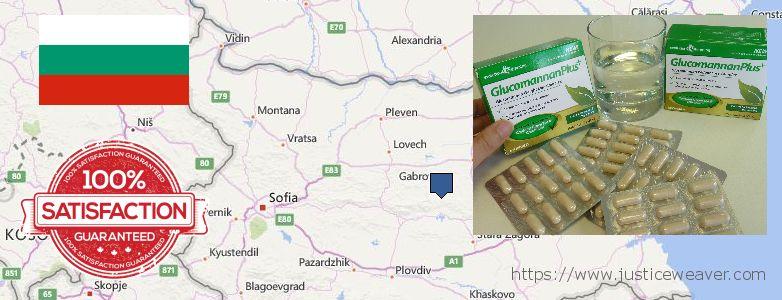 Var kan man köpa Glucomannan Plus nätet Bulgaria