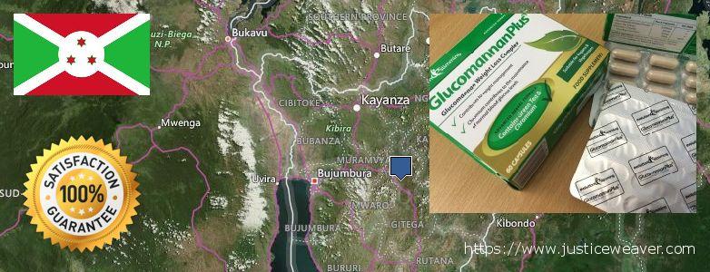Where to Purchase Glucomannan online Burundi