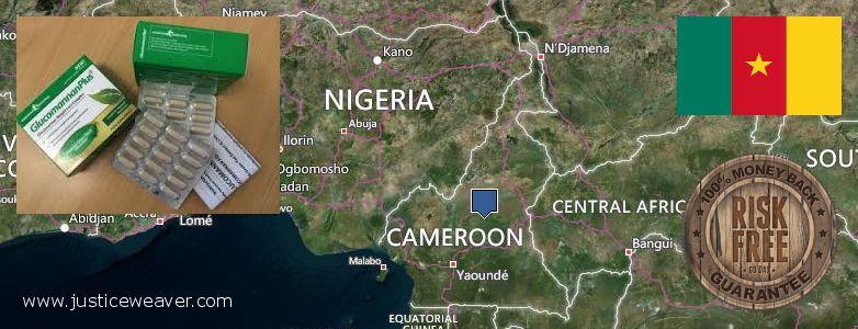 Dimana tempat membeli Glucomannan Plus online Cameroon
