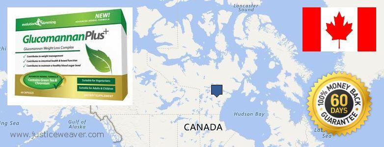 Di manakah boleh dibeli Glucomannan Plus talian Canada