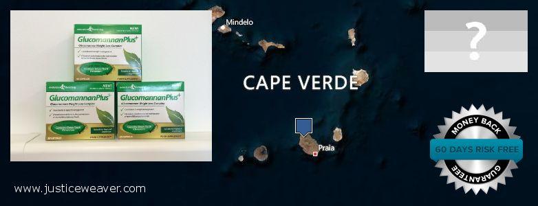 Where to Buy Glucomannan online Cape Verde