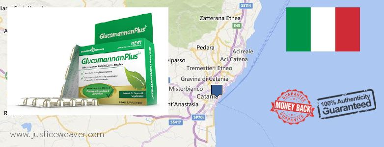 Best Place to Buy Glucomannan online Catania, Italy