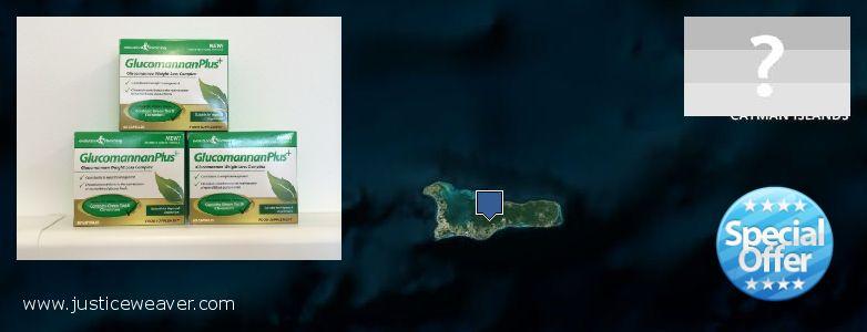 Purchase Glucomannan online Cayman Islands