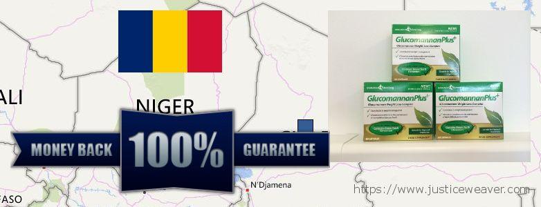 Hvor kjøpe Glucomannan Plus online Chad