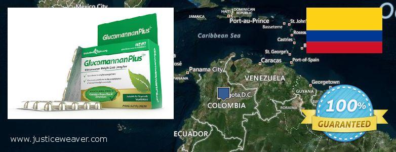 कहॉ से खरीदु Glucomannan Plus ऑनलाइन Colombia