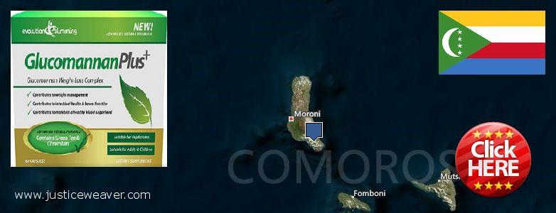 Where to Buy Glucomannan online Comoros