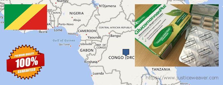 Kde koupit Glucomannan Plus on-line Congo