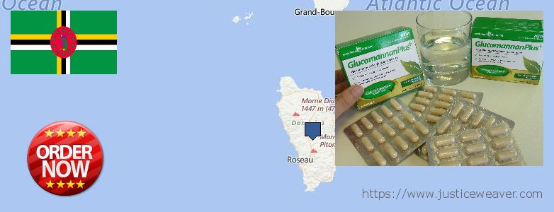 Where to Buy Glucomannan online Dominica