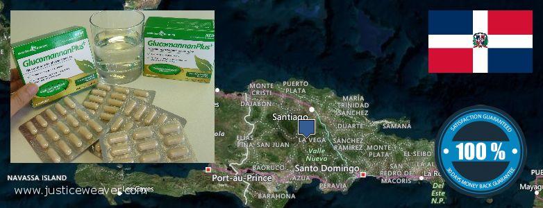 Hol lehet megvásárolni Glucomannan Plus online Dominican Republic