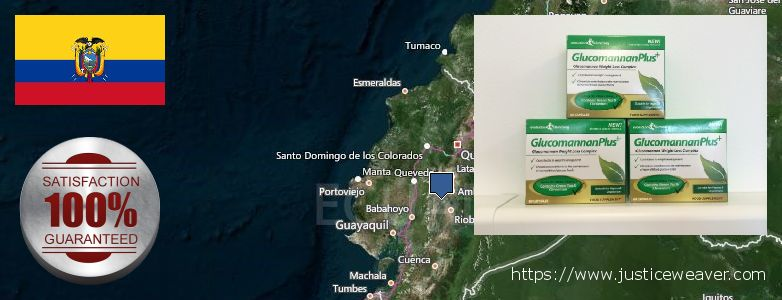 ambapo ya kununua Glucomannan Plus online Ecuador