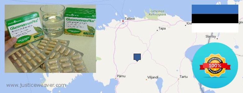 Dónde comprar Glucomannan Plus en linea Estonia