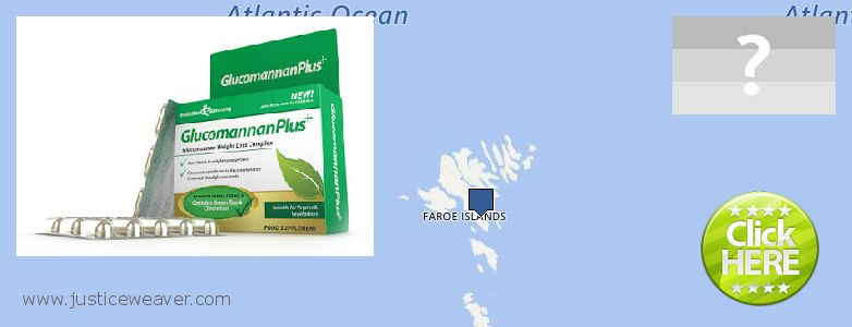 Where to Buy Glucomannan online Faroe Islands