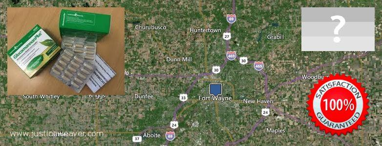 Gdzie kupić Glucomannan Plus w Internecie Fort Wayne, USA