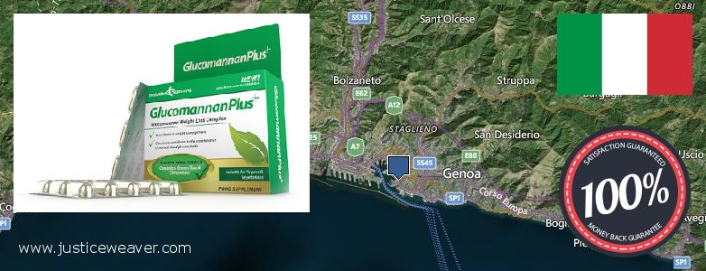 Where to Purchase Glucomannan online Genoa, Italy