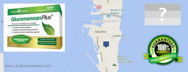 Di manakah boleh dibeli Glucomannan Plus talian Gibraltar