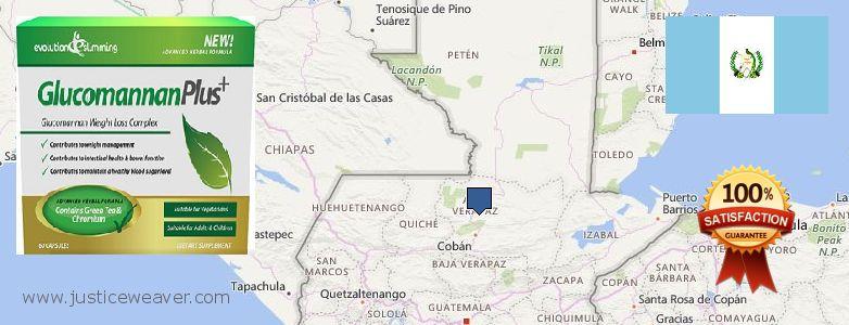 Hvor kan jeg købe Glucomannan Plus online Guatemala