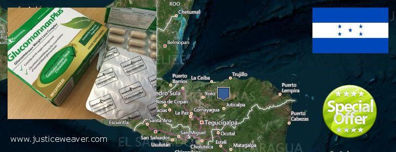 Jälleenmyyjät Glucomannan Plus verkossa Honduras