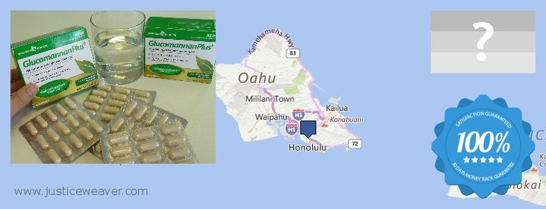 Best Place to Buy Glucomannan online Honolulu, USA
