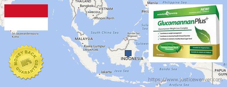 Hol lehet megvásárolni Glucomannan Plus online Indonesia