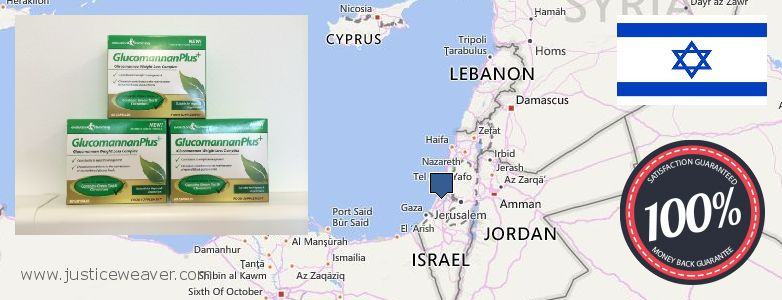 ambapo ya kununua Glucomannan Plus online Israel
