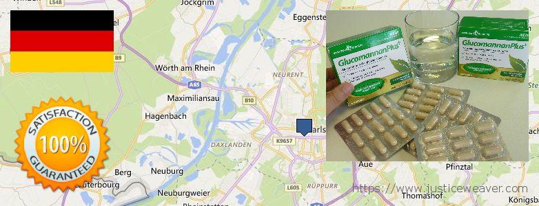 Hol lehet megvásárolni Glucomannan Plus online Karlsruhe, Germany