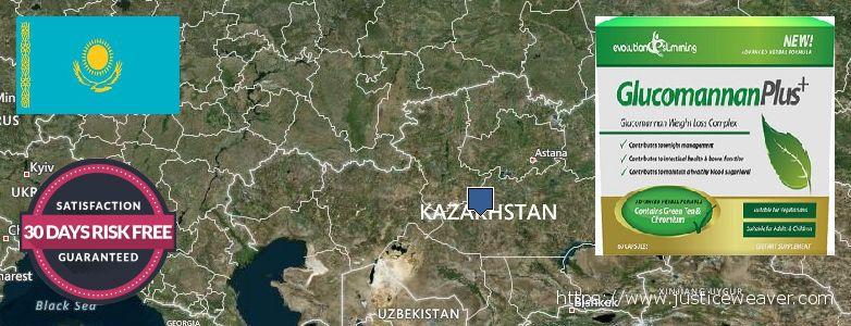어디에서 구입하는 방법 Glucomannan Plus 온라인으로 Kazakhstan