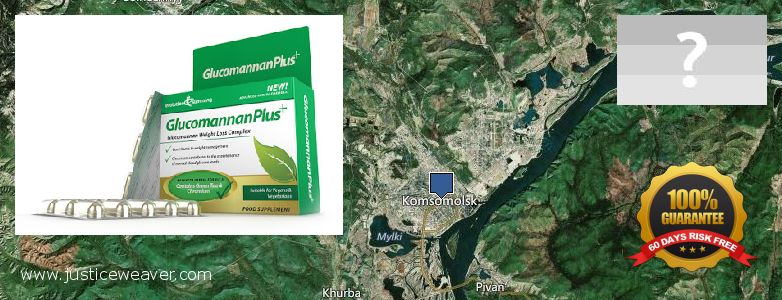 Where Can You Buy Glucomannan online Komsomolsk-on-Amur, Russia