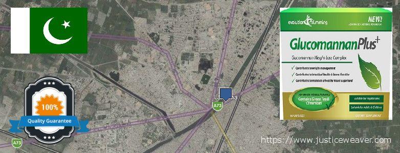 Best Place to Buy Glucomannan online Larkana, Pakistan