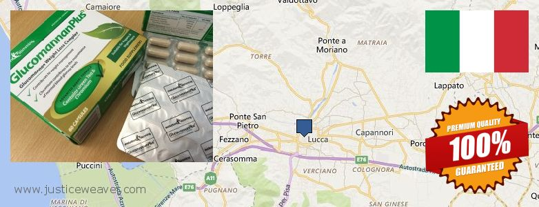 Where to Purchase Glucomannan online Lucca, Italy