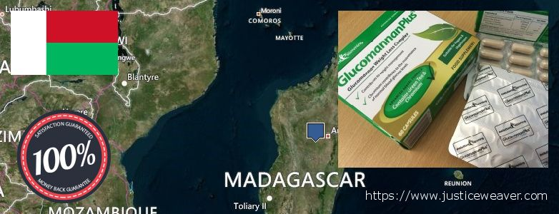 どこで買う Glucomannan Plus オンライン Madagascar