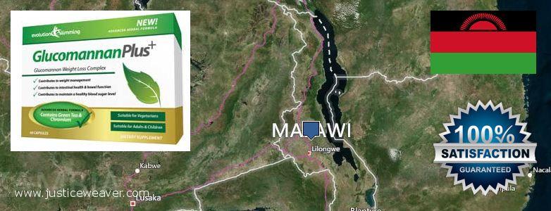 Dimana tempat membeli Glucomannan Plus online Malawi