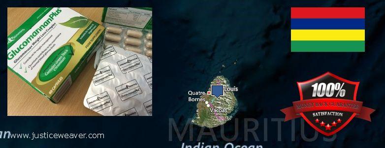 Kur nopirkt Glucomannan Plus Online Mauritius