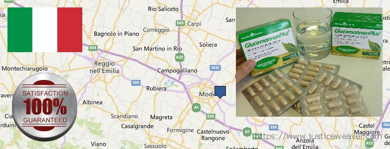 Where to Purchase Glucomannan online Modena, Italy