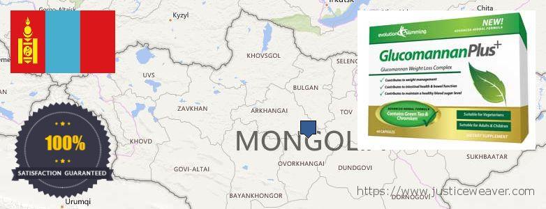 Où Acheter Glucomannan Plus en ligne Mongolia