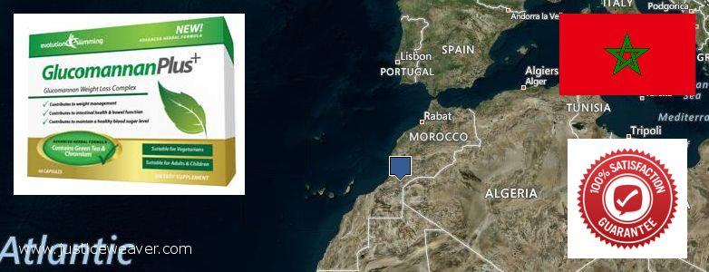 Де купити Glucomannan Plus онлайн Morocco