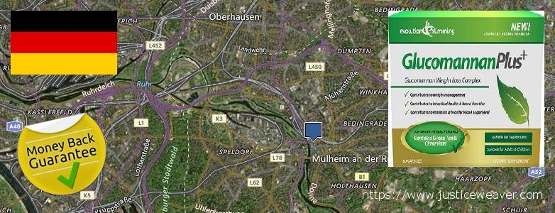Hol lehet megvásárolni Glucomannan Plus online Muelheim (Ruhr), Germany