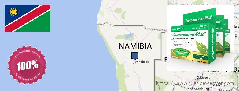 Buy Glucomannan online Namibia