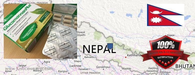 ambapo ya kununua Glucomannan Plus online Nepal