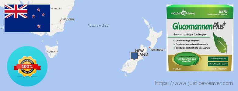 איפה לקנות Glucomannan Plus באינטרנט New Zealand