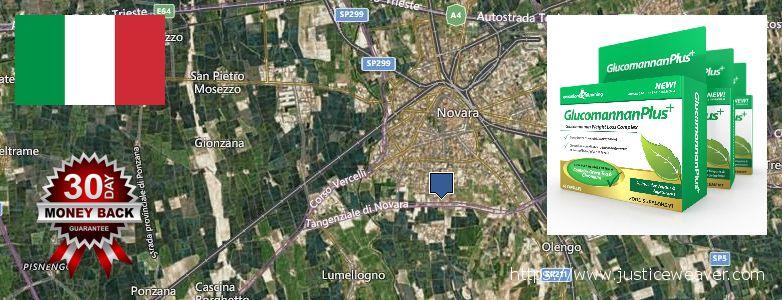 Where to Buy Glucomannan online Novara, Italy