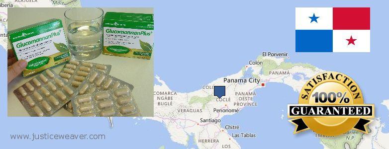 Hvor kan jeg købe Glucomannan Plus online Panama