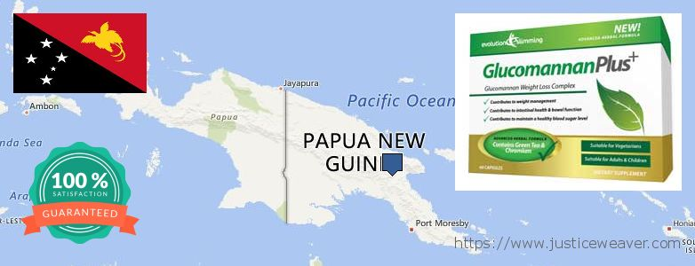 Where to Buy Glucomannan online Papua New Guinea
