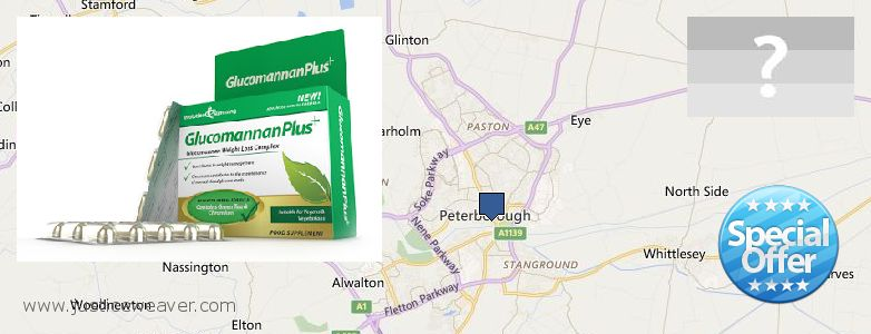 Where to Buy Glucomannan online Peterborough, UK