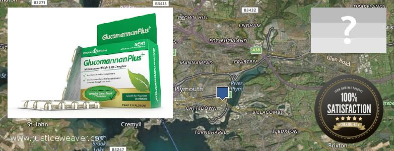 Where to Buy Glucomannan online Plymouth, UK