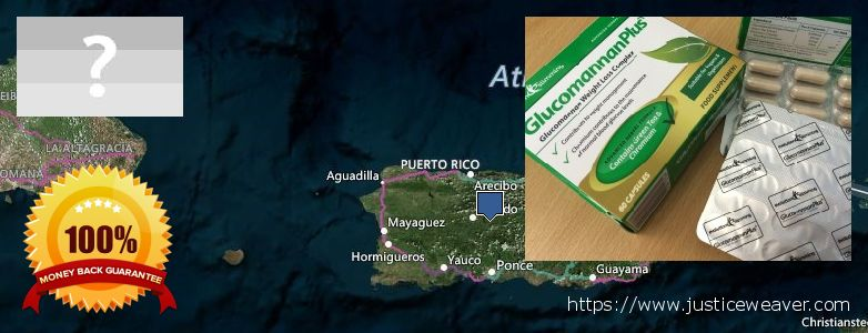 איפה לקנות Glucomannan Plus באינטרנט Puerto Rico