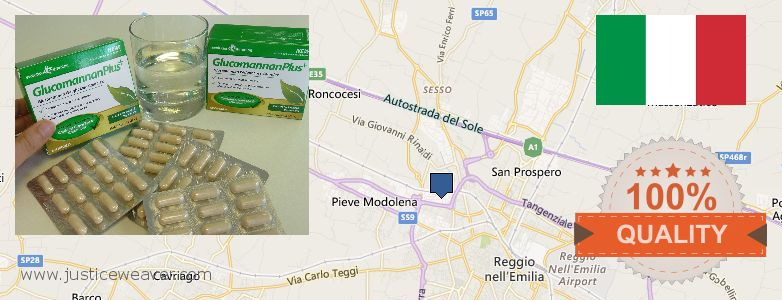 Best Place to Buy Glucomannan online Reggio nell'Emilia, Italy