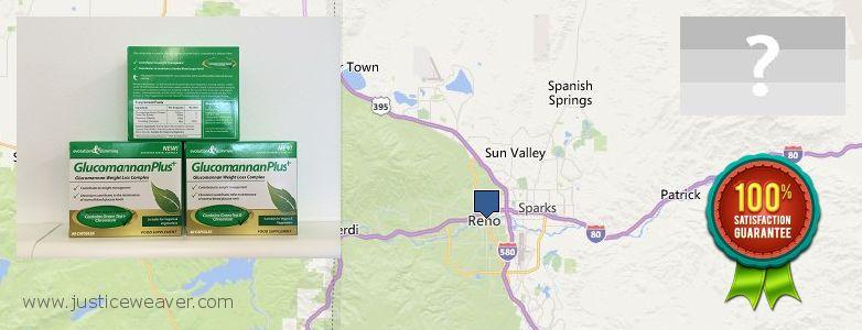 Where to Purchase Glucomannan online Reno, USA
