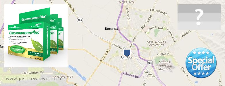 Where to Buy Glucomannan online Salinas, USA